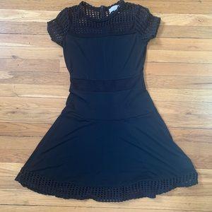Michael Michael Kors black cocktail dress